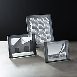 Maarten Gunmetal Picture Frames
