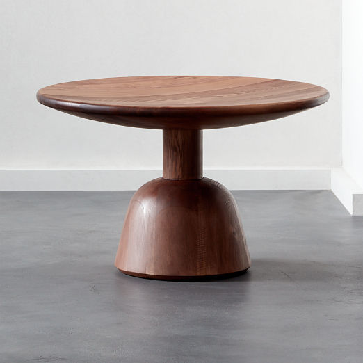 Macbeth Hemlock Natural Wood Coffee Table