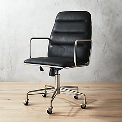Delicieux Mad Black Executive Chair