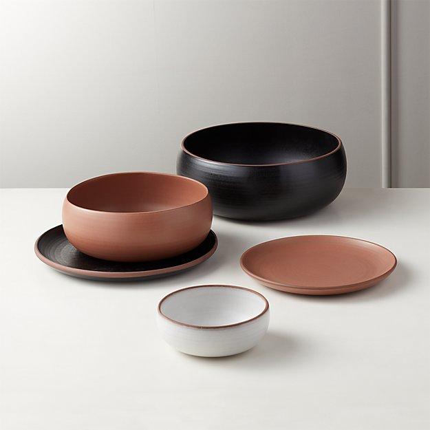 Madera Terracotta Dinnerware - Image 1 of 10