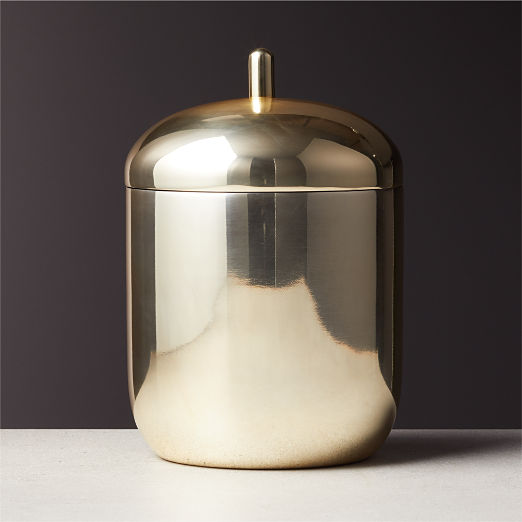 Mae Champagne Gold Ice Bucket
