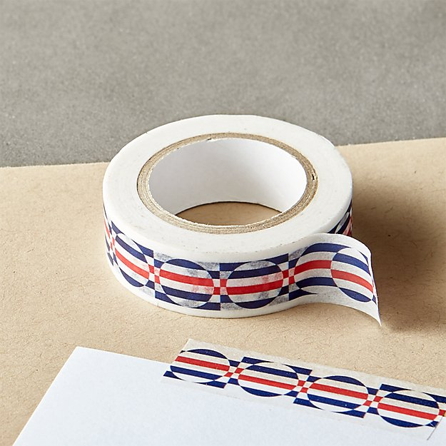 Mansard Stripe Washi Tape - Image 1 of 6