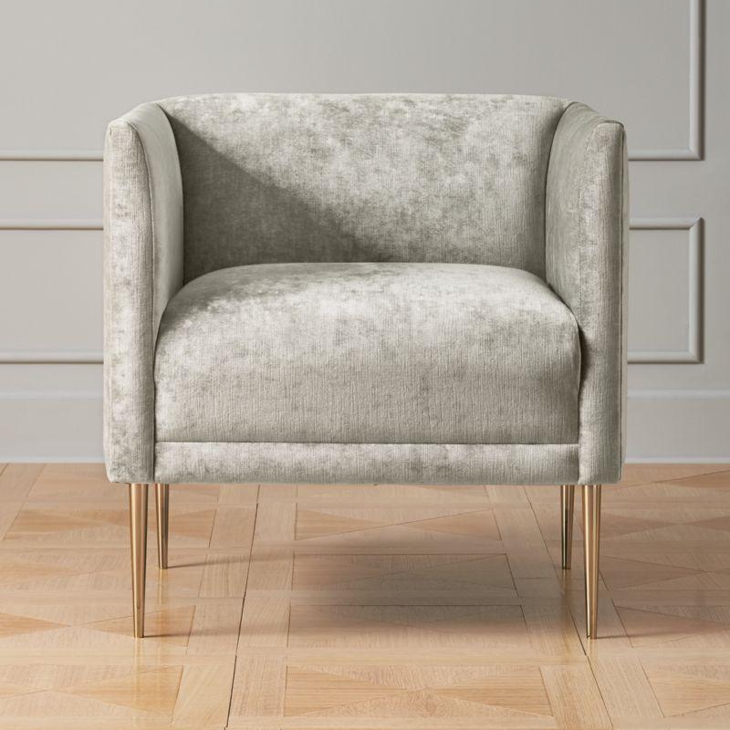 Modern Living Room Chairs Cb2