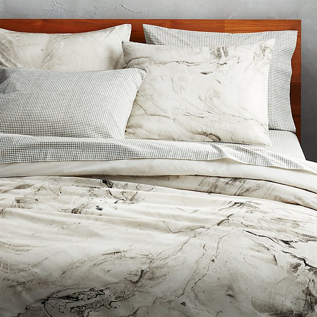 Marbleized Bedding Cb2