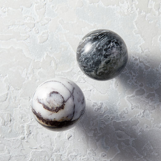Marble Ball Knobs