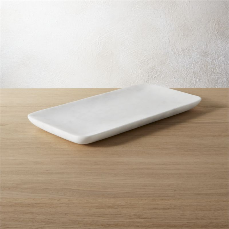 Incroyable Marble Tank Tray