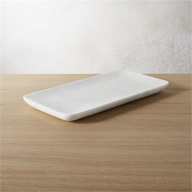 Marble Tank Tray - Image 1 of 12