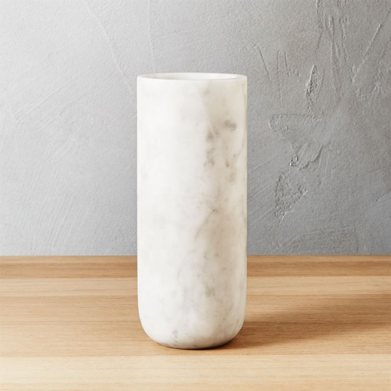 Marble Vase Reviews Cb2