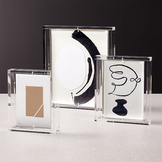 Marco Acrylic Photo Frames