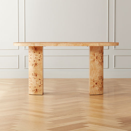 Marisa Burl Wood Desk
