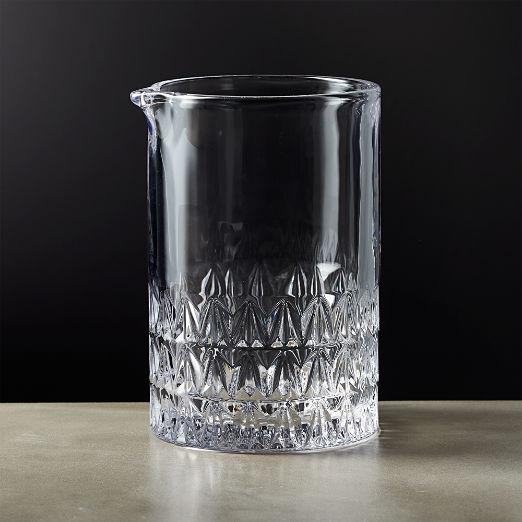 Mars Glass Pitcher