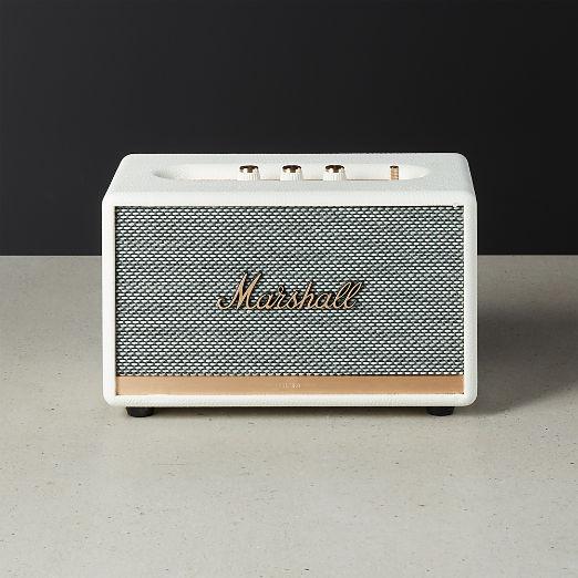 Marshall Acton II Cream Bluetooth Speaker