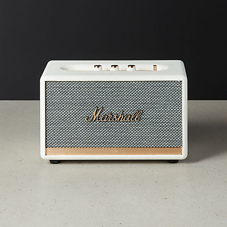Marshall Acton Ii Cream Bluetooth Speaker Reviews Cb2