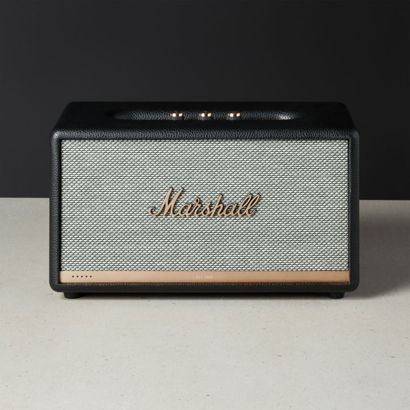 Marshall Stanmore Ii Voice With Amazon Alexa Reviews Cb2