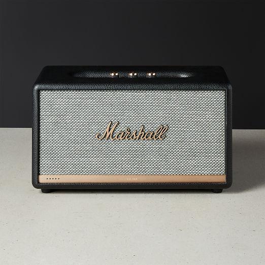 Marshall Stanmore II Voice with Amazon Alexa