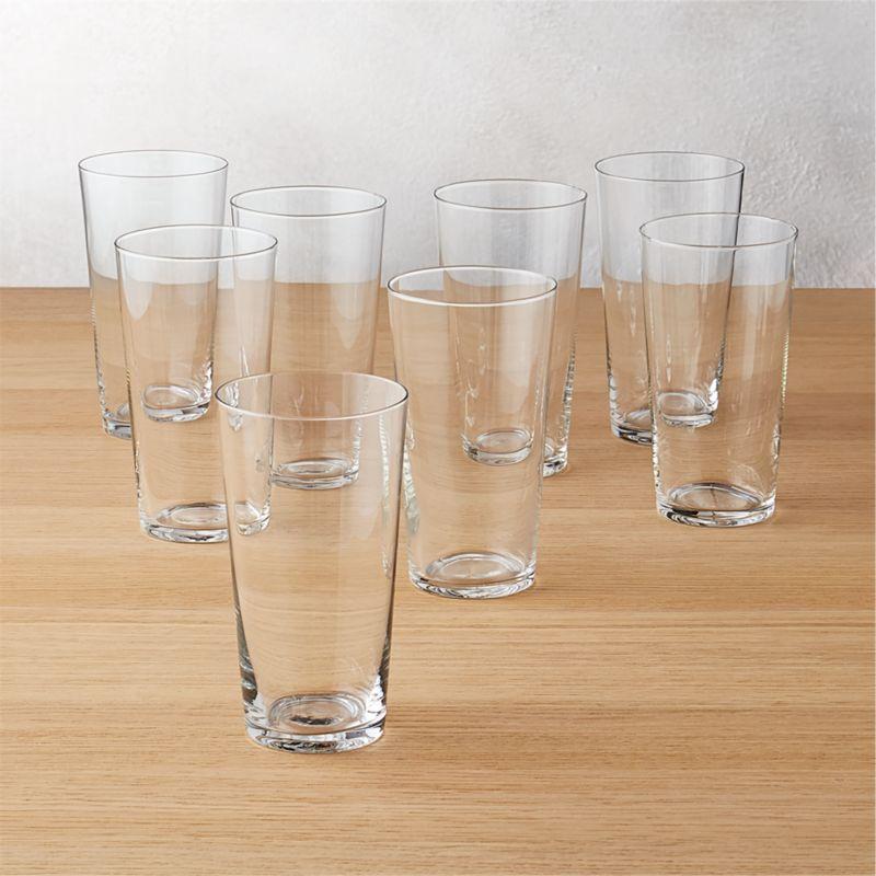 Set Of 8 Marta Juice Gles