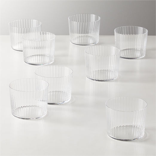 Marta Optic Tasting Glasses Set of 8