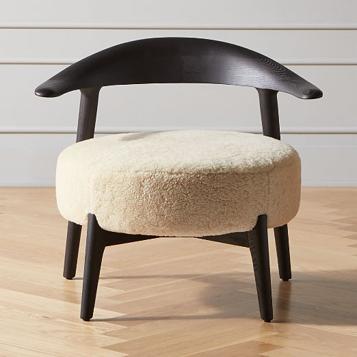 Matador Shearling Chair