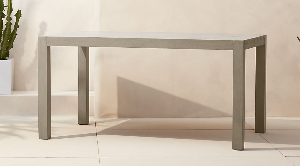 Matera Grey Dining Table - Image 1 of 11