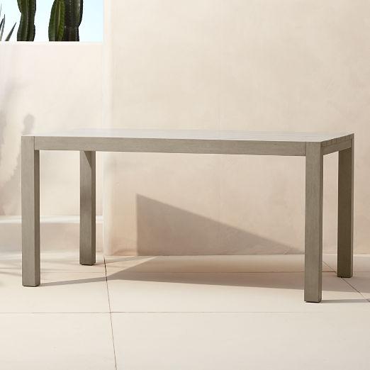 Matera Grey Dining Table