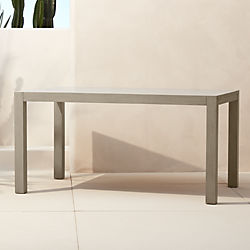 Unique Modern Dining Tables CB - Cb2 glass top dining table