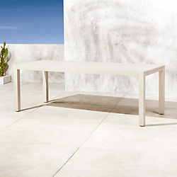 Unique Modern Dining Tables CB - Cb2 marble dining table