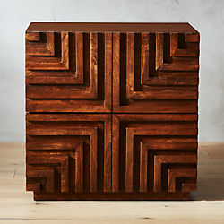 Modern Nightstands And Bedside Tables CB - Cb2 bedside table