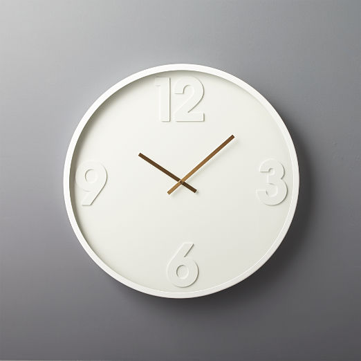 Mello Wall Clock