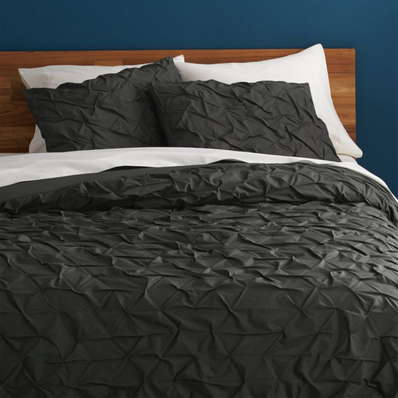 pertaining awesome to grey pottery cover attractive incredible pattern full veronica covers the barn organic duvet sham