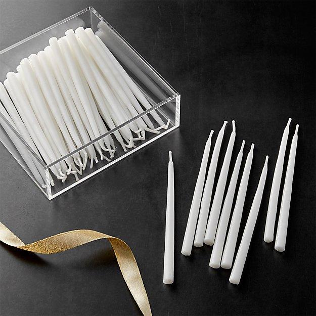 Set of 45 Menorah Candles - Image 1 of 7