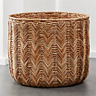 Merced Large Seagrass Basket