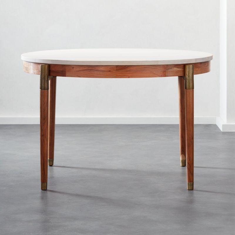 Polanco Round Dining Table