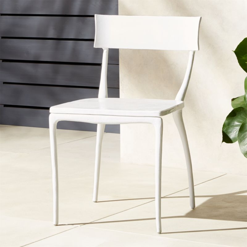 Midas White Dining Chair