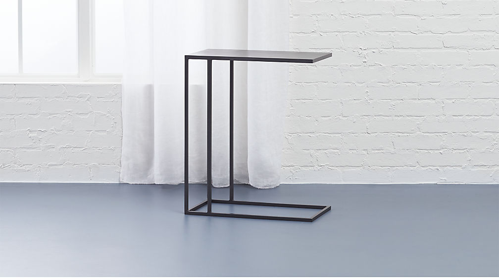 Mill Iron C Table Cb2