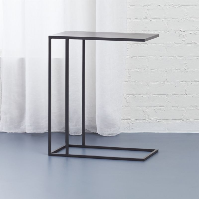 Mill C Side Table + Reviews | CB2