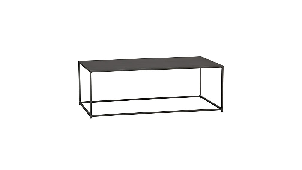 Mill Coffee Table CB - Cb2 end table