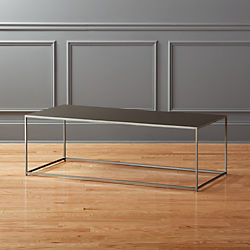 Modern Coffee Tables CB - Cb2 haven coffee table