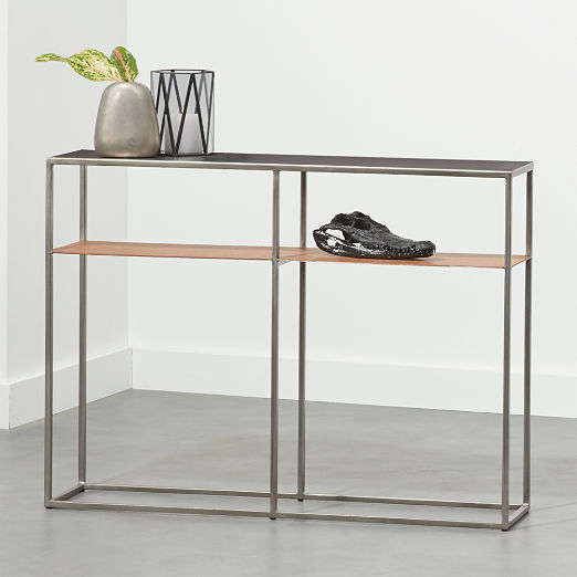 Modern Console Tables Cb2