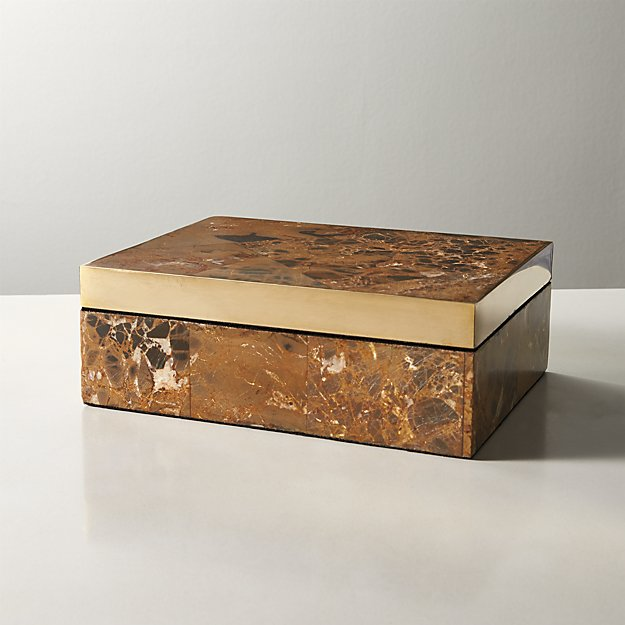 Mineral Stone Box - Image 1 of 11