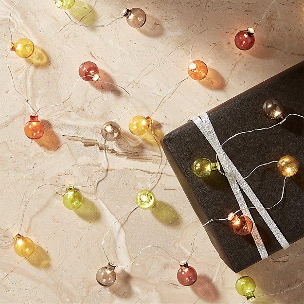 Mini Pebble Line Lights 10' - Image 1 of 4