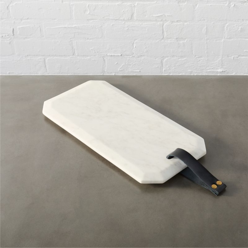 Mitre Small Marble Server