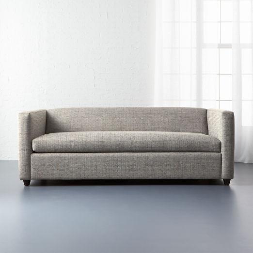 Movie Salt and Pepper Queen Sleeper Sofa