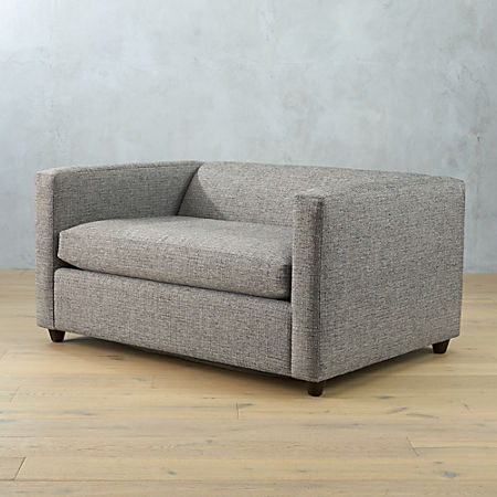Movie Salt And Pepper Twin Sleeper Sofa