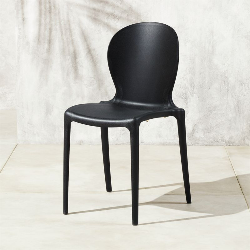 Merveilleux Stacking Chairs | CB2