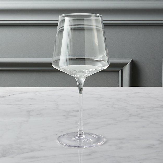 8c29b905ead Muse White Wine Glass + Reviews | CB2