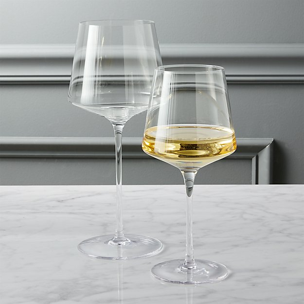 f2f05a14c8d Muse Wine Glasses | CB2
