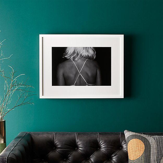 Black and white photography wall art by nicole cohen cb2
