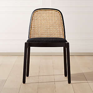 Rattan Dining Chairs Cb2