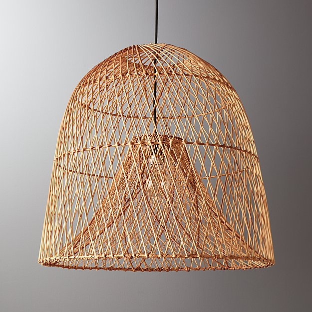 Nassa Basket Pendant Light - Image 1 of 11