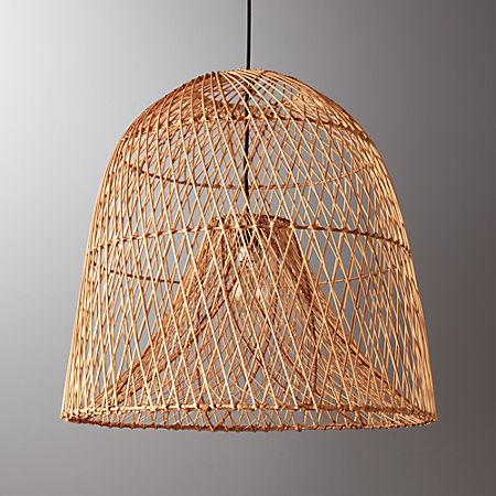 Na Basket Pendant Light